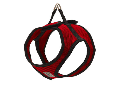 RC Pets  Step-In Cirque Harness mesh Red