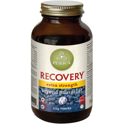 Recovery Extra Strength Vegan Sourced Human Glucosomine Powder 150g  -   Added Synthetic Hyaluronic Acid