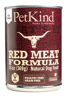 PetKind - Red meat - Wet Dog Food