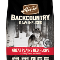 Merrick - Back Country Dry - Red Meat