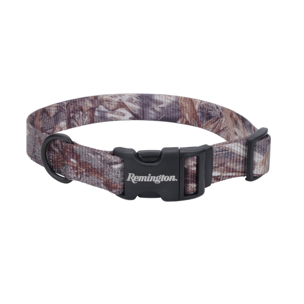 Coastal Remington® Adjustable Patterned Dog Collar Mossy Oak Duck Blind