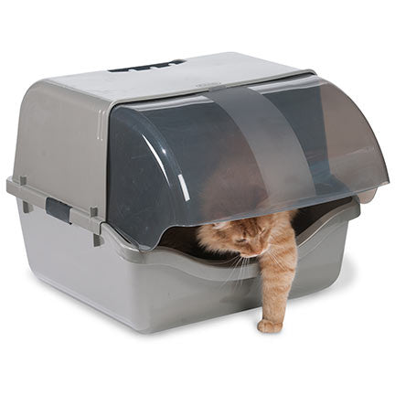 Petmate Retracting Litter Pan