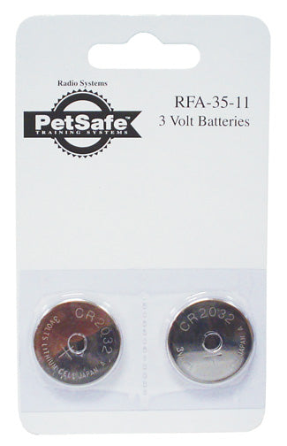 Petsafe 3V Battery 2 pack