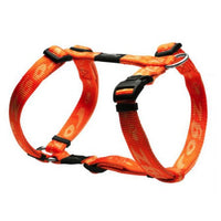 Rogz Dog Harness - Small - Orange