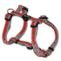Rogz - Adjustable Harness - Sport Red