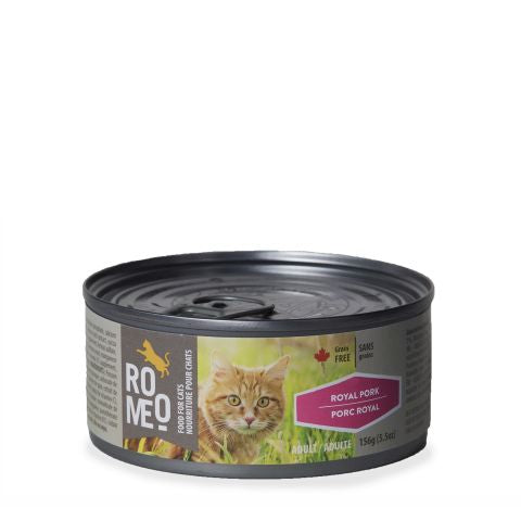 Romeo - Canned Cat Food - Royal Pork