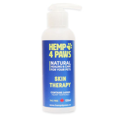 Hemp 4 Paws - Skin Therapy NEW