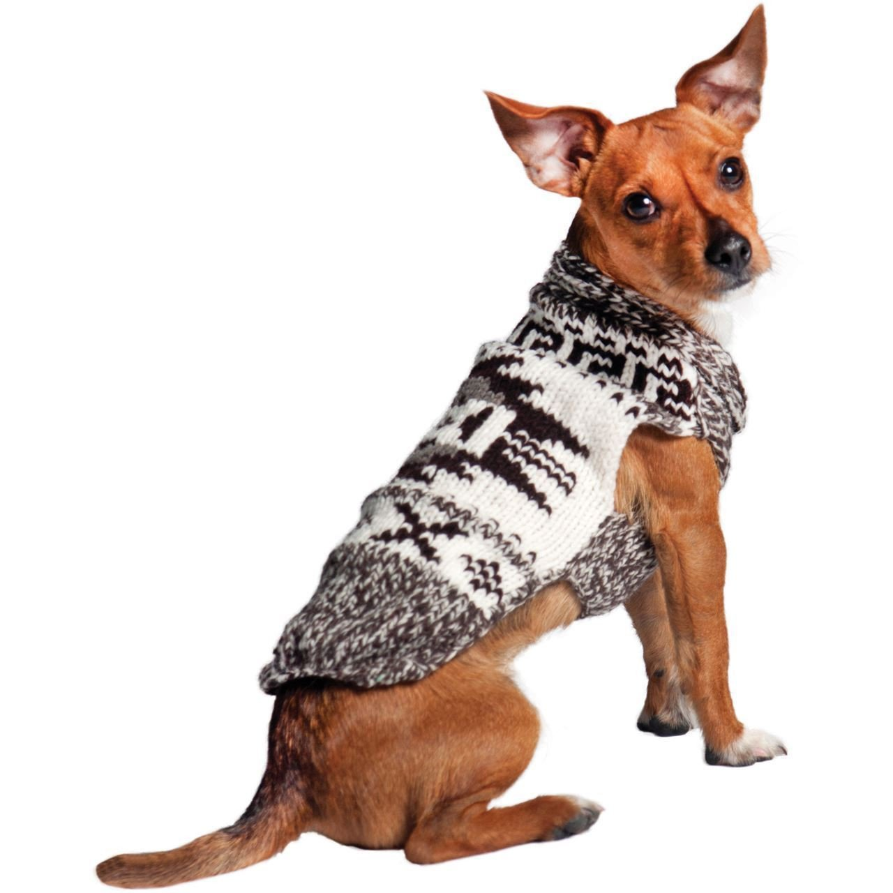 Chilly Dog Sweater - Rustic Aztec - SALE