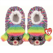TY Fashion Sequin Slipper Rainbow