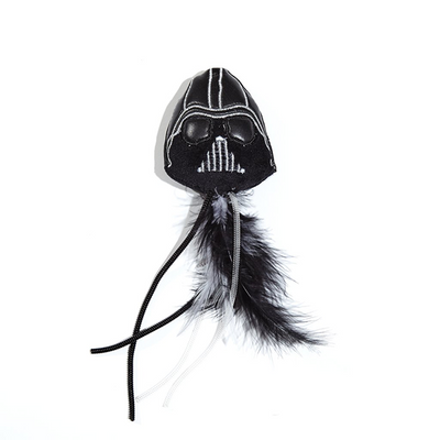Silver Paw Star Wars Darth Vader Cat Toy