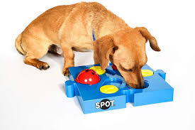 Ethical Seek A Treat Flip N Slide Dog Puzzle
