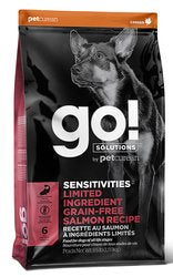 GO! SOLUTIONS Salmon Dog Dry Foods
