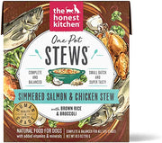 Honest Kitchen One Pot Stews Simmered Salmon & Chicken Stew 10.5 oz