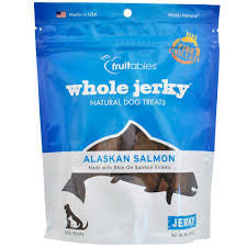 Fruitable Whole Jerky- Alaskan Salmon