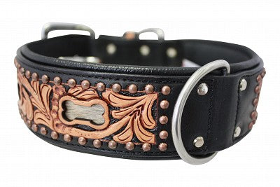 Angel Elite Leather Collar - San Antonio