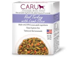 Caru Real Turkey with Lamb Stew 12oz