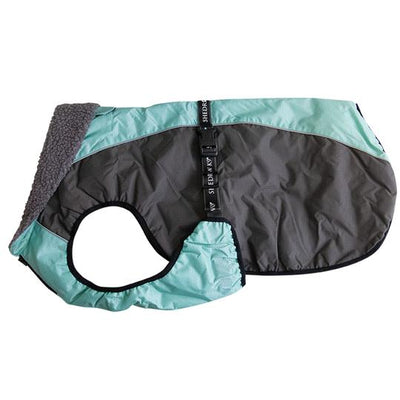 Shedrow K9 Chinook Dog Coat - Neo Mint