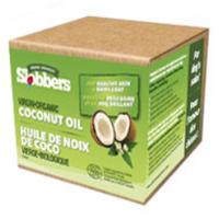 Slobbers Virgin Organic Coconut Oil