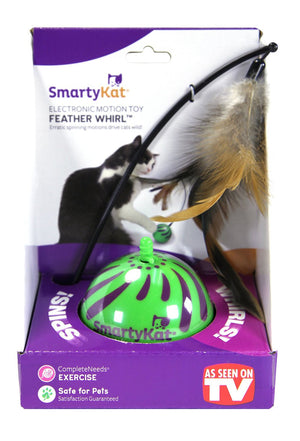 SmartyKat Electronic Motion Toy