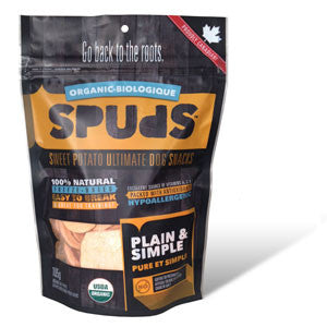 Slobbers Spuds- Plain & Simple