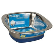 Durapet - Square Dog Bowl