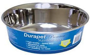 Durapet - Stainless Steel Bowl - 11 cups
