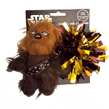 Silver Paw Star Wars Chewbacca Cat Toys 2pc