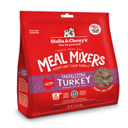 Stella & Chewy  Meal Mixers Tantalizing Turkey  Freeze Dried  Dog Food