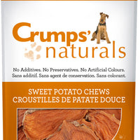 Crumps Naturals Sweet Potato Chews