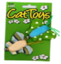 Think Cat - Kix Butterfly 2 pk