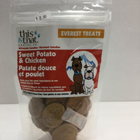 This & That - Sweet Potato & Chicken Everest Treats
