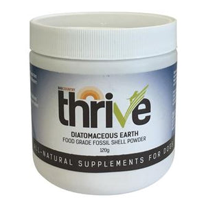 Thrive Diatomaceous Earth -120g