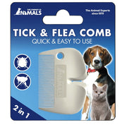 2 in 1, quick & easy to use. Natural parasite removal.