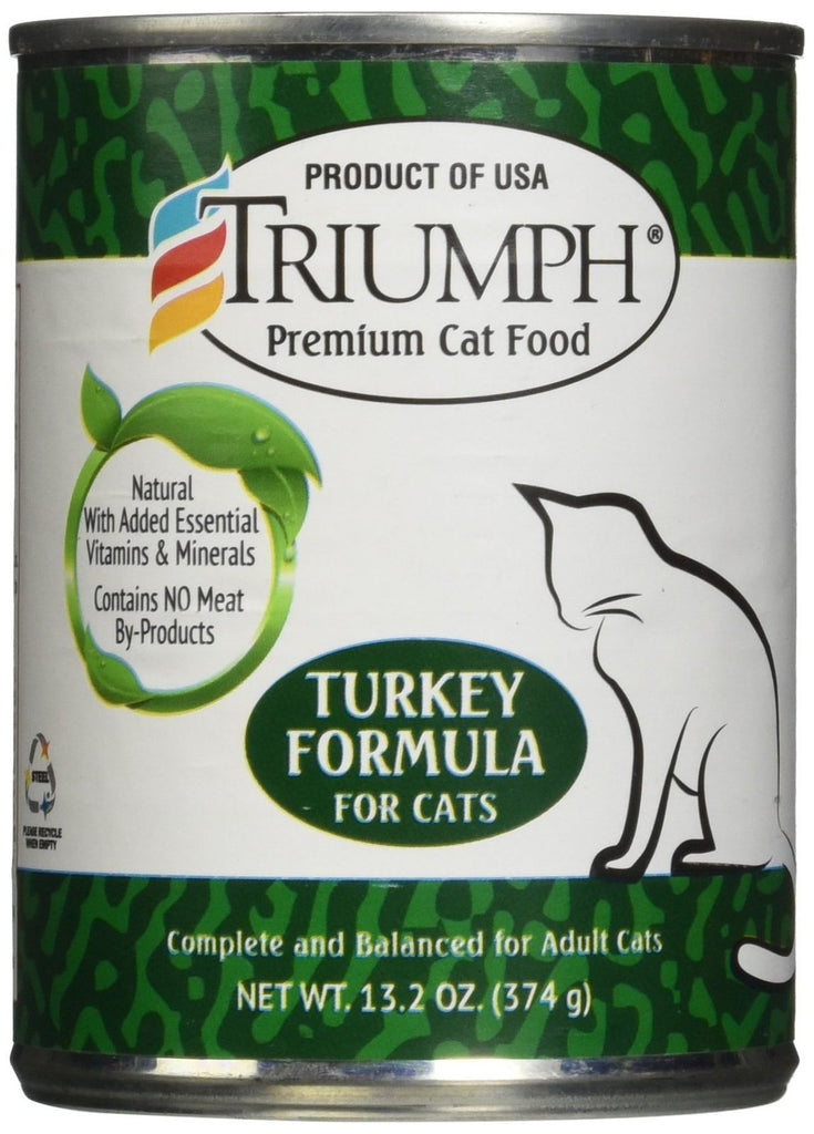 Triumph Turkey Cat Can