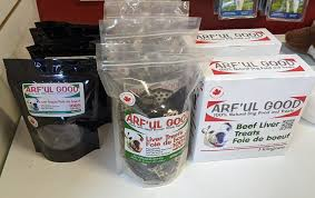 Arf'ul Good Liver Treat