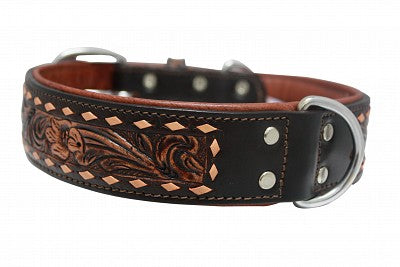 Angel Elite Leather Collar - Tucson