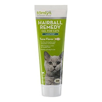 Tomlyn Hairball Remedy For Cats - Laxztone - Tuna Flavor