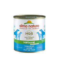 Almo NatureHQS Natural Chicken and Tuna Vegetables Dog Can 280g