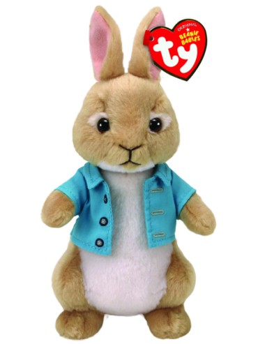 ty beanie peter rabbit cottontail
