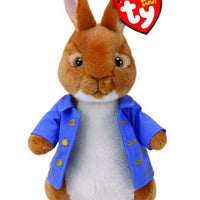 ty beanie babies peter rabbit