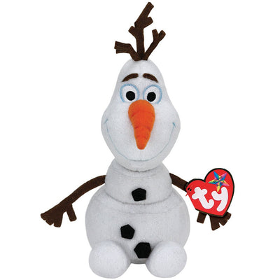 TY Beanie Disney Olaf medium 13