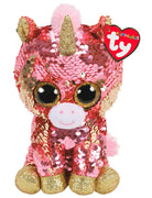 TY Beanie Boo Flippables Sunset 6""