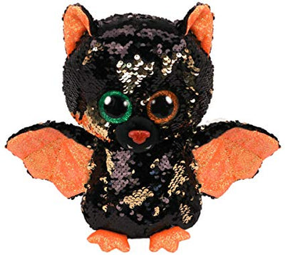 TY Beanie Halloween Flippable Bat - Omen 10