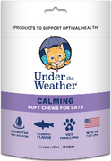 Under the Weather Soft Chews Cat Supplement Calming