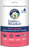 Under the Weather Dog Bland Diets with Electrolytes (Freeze Dried) 170 g