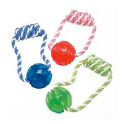 JW - Megalast Ball with Rope