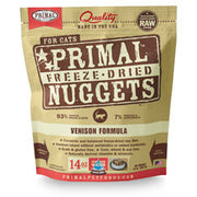 Primal Freeze Dried Venison - Feline