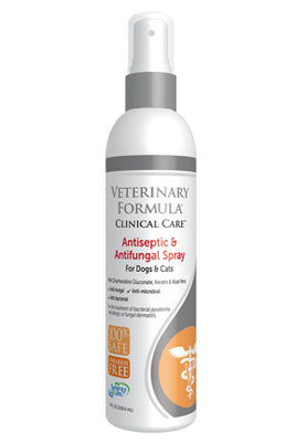 Veterinary Formula Antiseptic & Antifungal Spray for Dogs & Cats