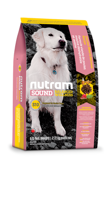Nutram Sound Balanced Wellness Senior Dry Dog Food S10 SALE