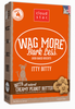 Wag More Bark Less - Itty Bitty Oven Baked Treats - Peanut Butter